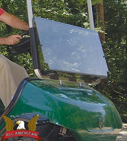 Amazon.com: Parabrisas Claro para Yamaha Carrito de golf ...