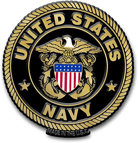United States Navy Seal 4 inch Magnet