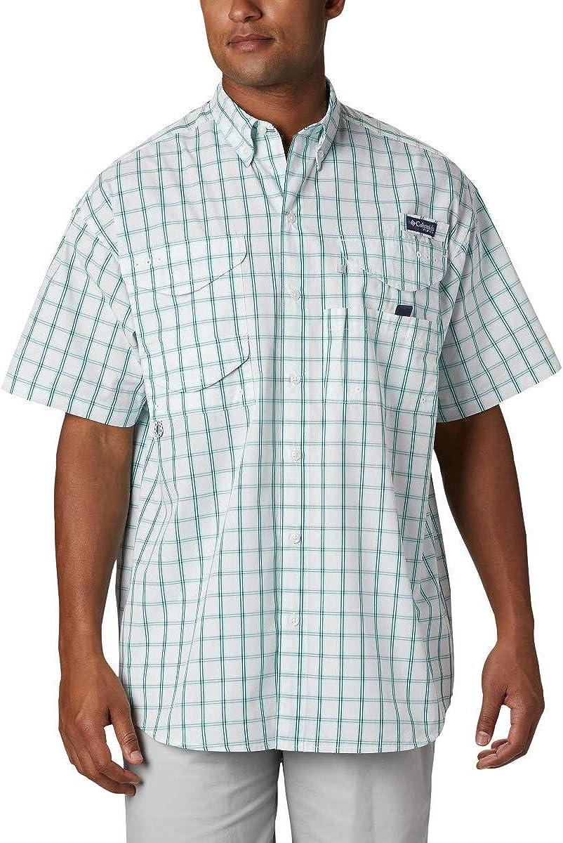 Columbia Mens Super Bonehead Classic Short Sleeve Shirt