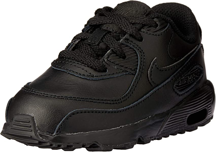 new style 2cd5a d5597 Nike AIR MAX 90 LTR (TD) (2 M US Little Kid)