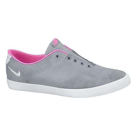 greypink 24 0EU tennis donna glow da Nike 0 white wolf Scarpe 38 qUxvX7wZ