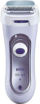 Braun - Afeitadora Silk-épil Lady Shaver 5560: Amazon.es: Salud y ...
