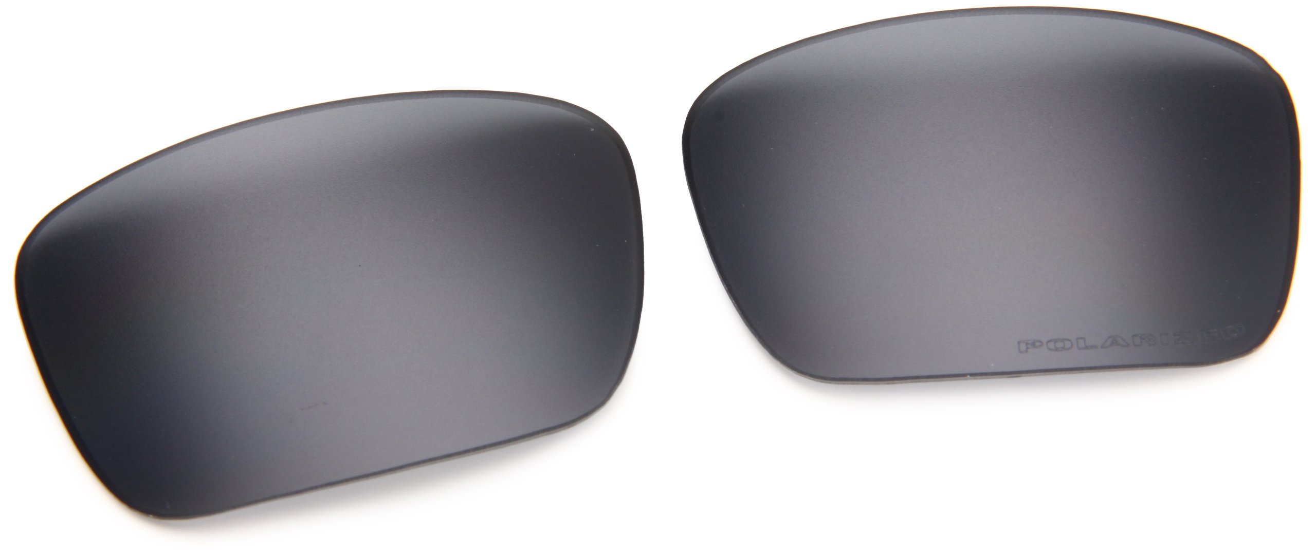 Oakley Men's Fuel Cell Sunglasses Replacement Lenses, Grey Polarized, 60 mm by Oakley