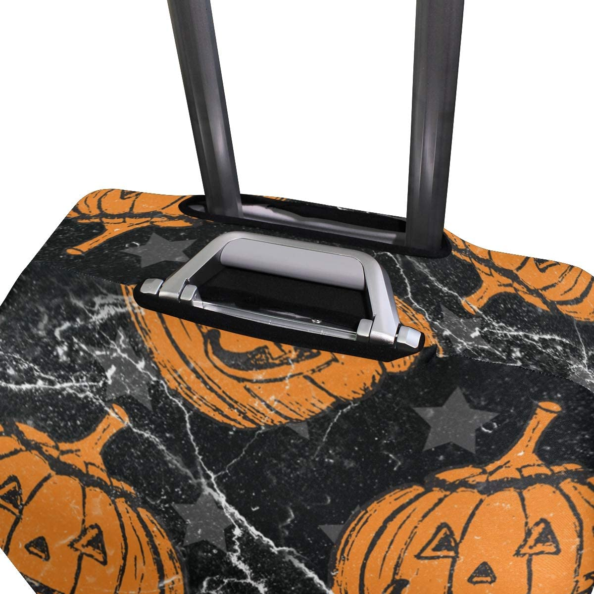 Holloween Travel Luggage Covers Suitcase Protector Bag Cover Fits 18-32 Inch Luggage Suitcase Baggage Cover