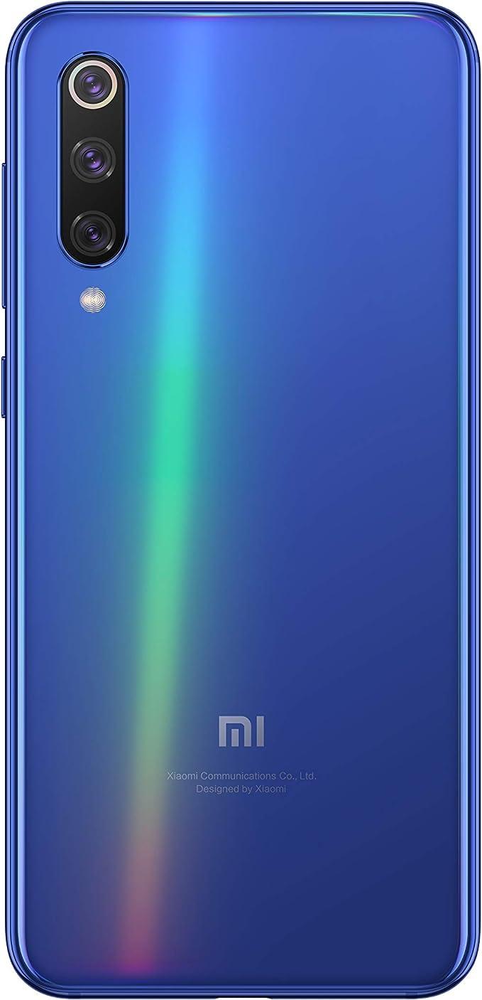 Xiaomi Mi 9 SE Dual SIM 64GB 6GB RAM Ocean Azul (EU Version): Xiaomi: Amazon.es: Electrónica
