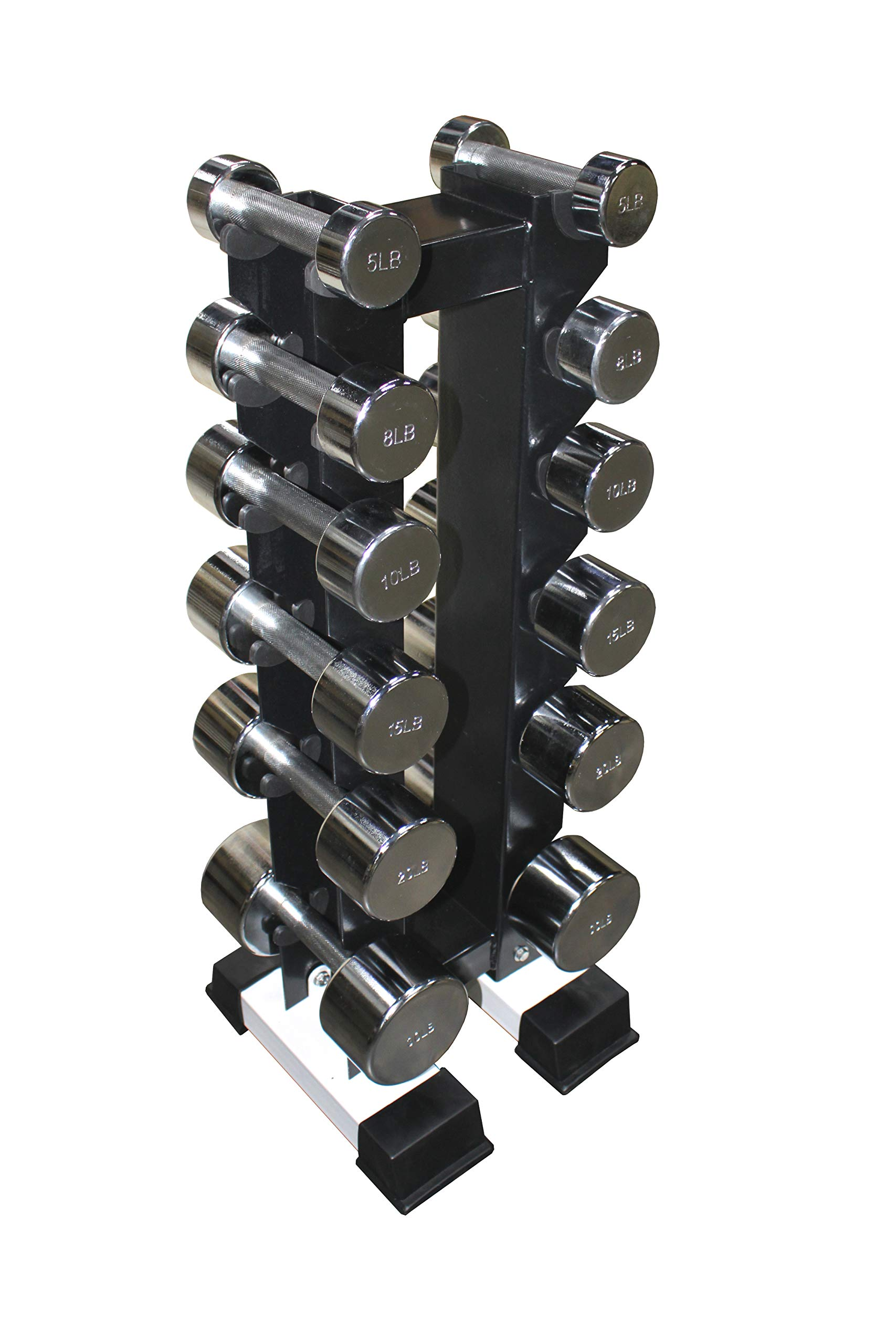 Ader Dumbbell Rack (V-6prs) by Ader