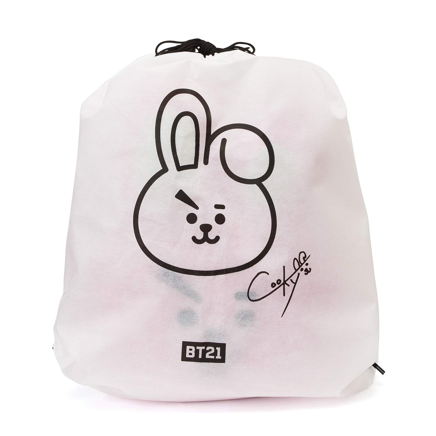 LINE FRIENDS BT21 Official Merchandise Cooky Smile Decorative Throw Pillows Cushion, 11 Inch by LINE FRIENDS (Image #7)