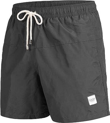 TALLA S. Occulto Trajes de Baño para Hombres en Muchos Colores | Bañador de Moda y Secado rápido para Niños | Pantalones Cortos Muy cómodos