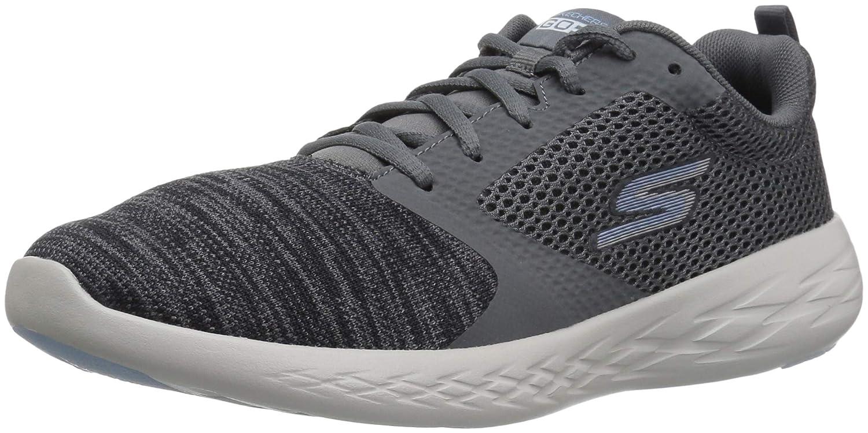 Charcoal bluee Skechers Womens Go Run 600 Reactor Sneaker