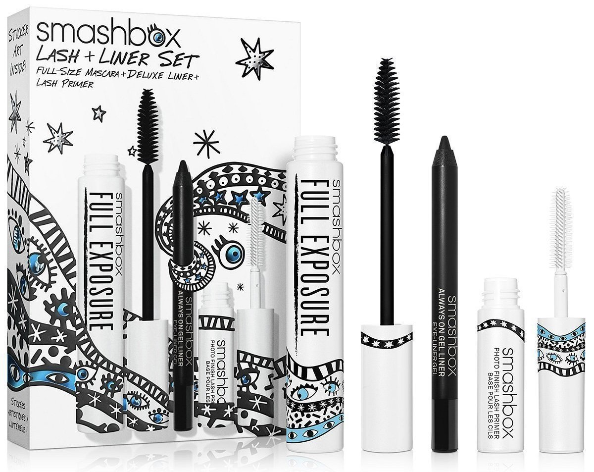 Smashbox Drawn In. Decked Out. Lash + Liner Set 0607710060982