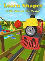 Learn Shapes with Shawn the Train! (Roller Coaster Adventure)