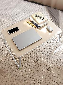 Cama con Mesa, Cama para Laptop, Escritorio, Mesa, Mesa Plegable ...