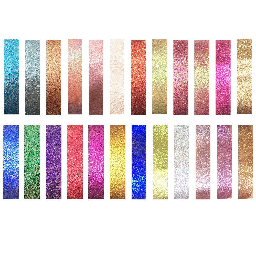 Kaidifangte 24 Color Matte Shimmery Diamond Eye Shadow Palette