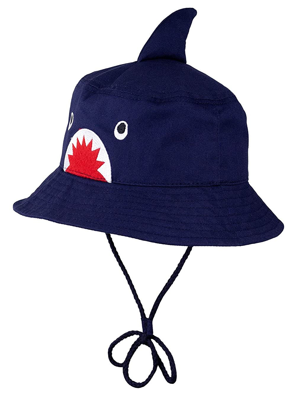 45b1f2383 Sun Hat for Baby Boy - Toddler Bucket Hat Summer Protection with Chin Strap