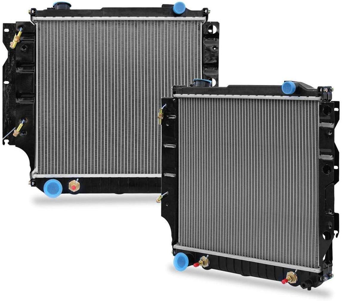 CU2101 Radiator Replacement
