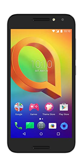 Alcatel A3 UK SIM-Free Smartphone - Black