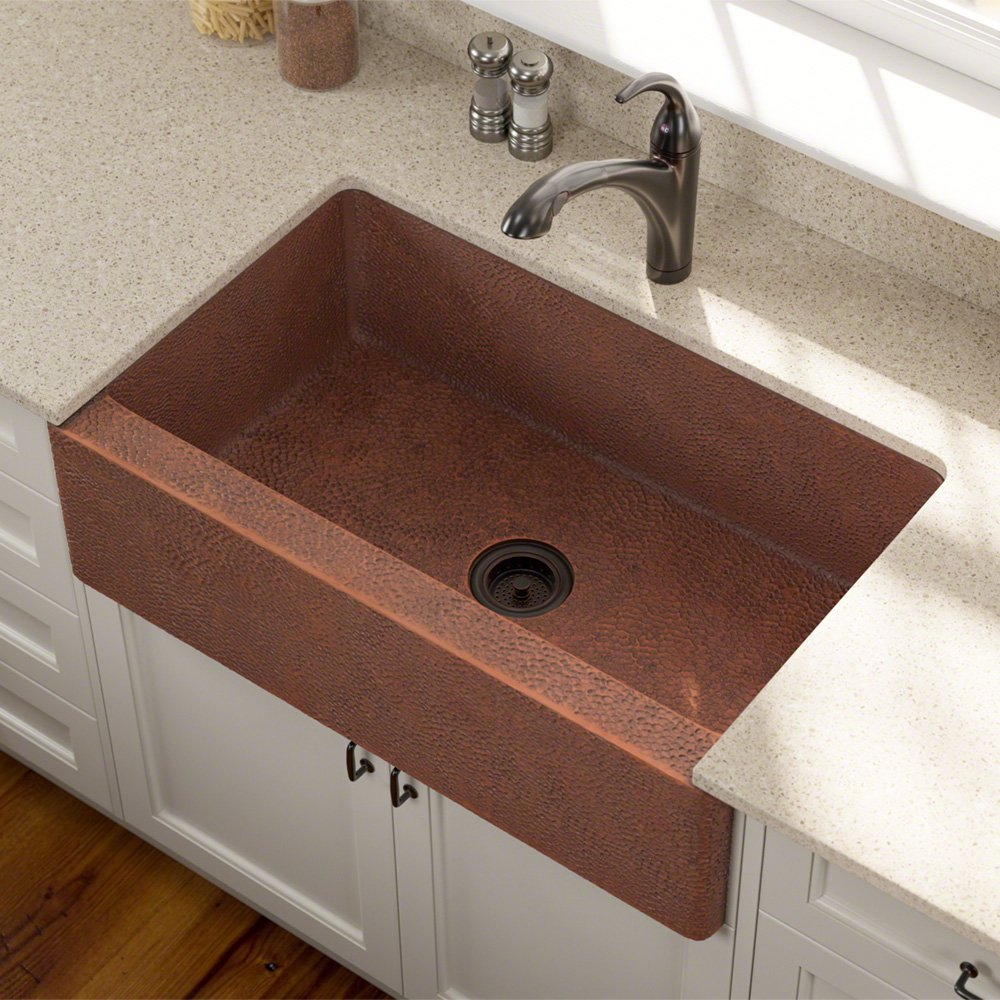 Copper Sink Reviews 2019 (Uncle Paul\'s list of sinks that ...