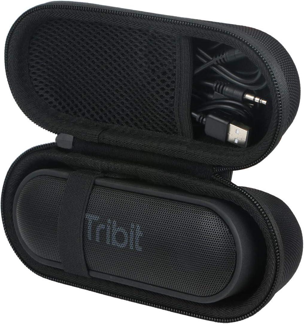 Khanka Hard Travel Case for Tribit XSound Go Portable Bluetooth Speaker by