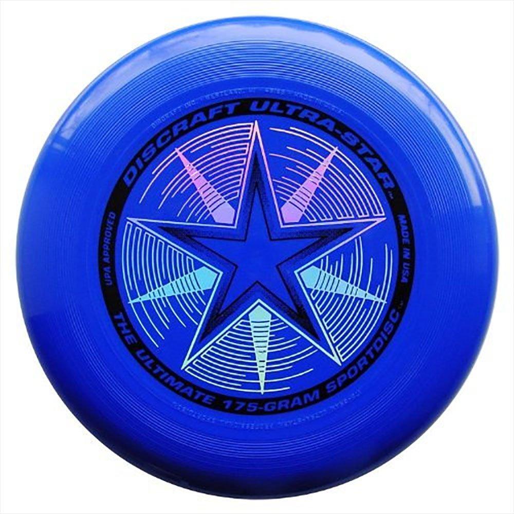 Frisbee Profesional Discraft 175 Gramos / 27cm. Ultra Star Sport Disc Azul Royal