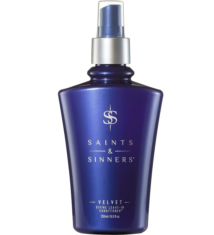 SAINTS & SINNERS VELVET DIVINE LEAVE-IN CONDITIONER (8.5 oz)