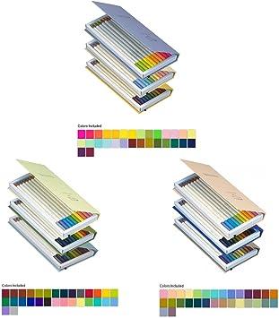 Tombow IROJITEN set of 30 colour pencil 1st Edition Colour dictionary Rainforest