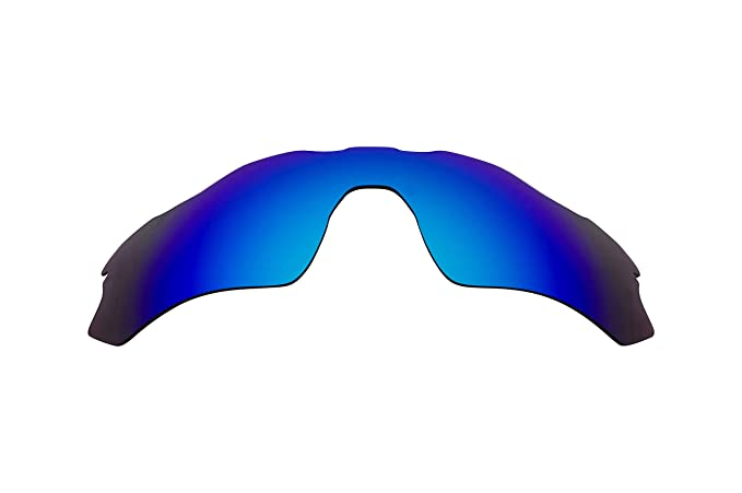 SEEK Polarizado Lentes de Repuesto para Oakley RADAR EV PATH Azul Espejadas