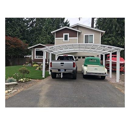 Amazon.com: Aluminum alloy durable and beautiful carport , canopy ...