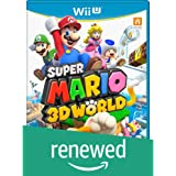 Super Mario 3D World - Nintendo Wii U (Renewed)