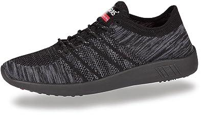 BORAS-avio baskets homme-blanc-chaussures en matelas grande taille - Blanc - Blanc, 47 EU