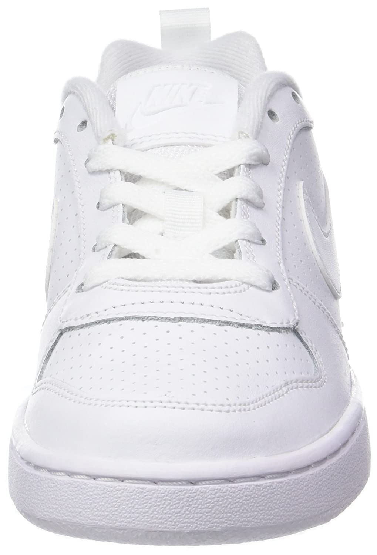Calzado Blanco Nike De Baloncesto Nike Mujer Borough S Blanco Calzado Corte Borough 5ac66b