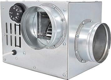 Distribución de aire caliente Chimenea Ventilador Turbina ...