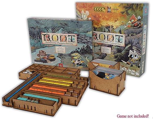 docsmagic.de Organizer Insert for Root Box - Encarte: Amazon.es: Juguetes y juegos
