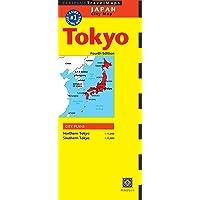 Tokyo Travel Map