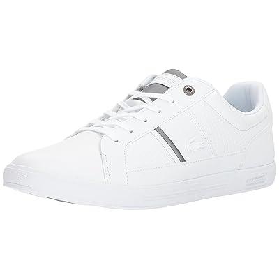 Lacoste Men's Europa 417 1 Sneaker | Fashion Sneakers
