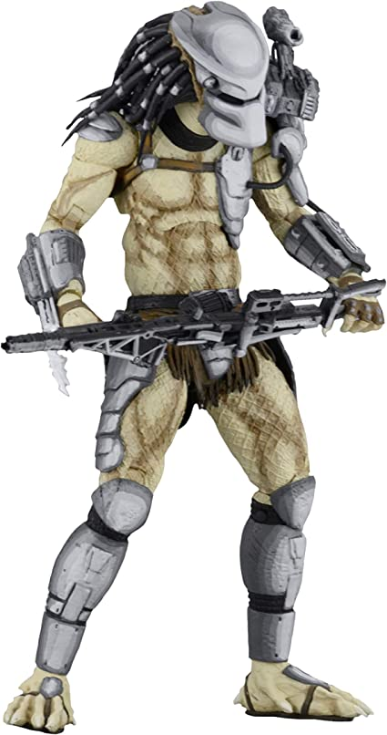 Neca- Warrior Arcade 20 cm Scale Action Figure Alien Vs Predator, Color (NEC0NC51688) , color/modelo surtido: Amazon.es: Juguetes y juegos