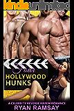 Four Hollywood Hunks: A Celebrity Reverse Harem Romance
