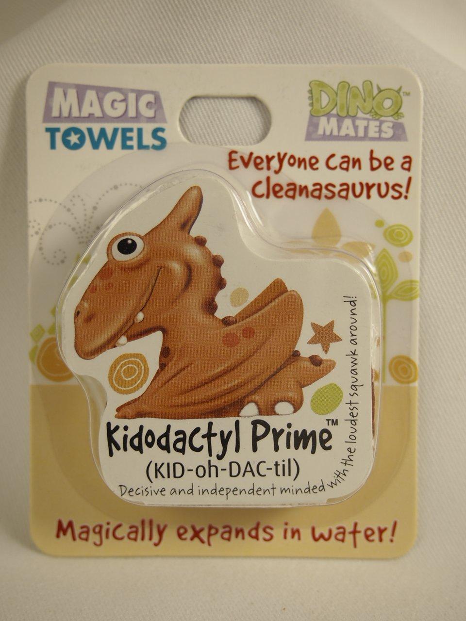 John Hinde DinoMates Magic Towel Kidodactyl Prime John Hinde Gifts 006140394