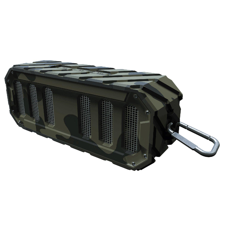 Parlante Bluetooth TUNES2GO Rugged Rocker Waterproof