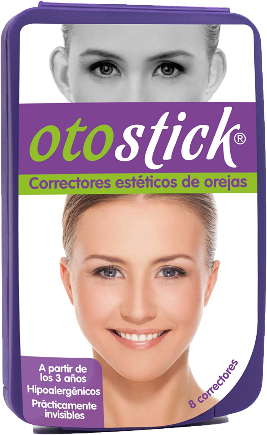 Otostick Cosmetic Ear Corrector Big Ear Problem Short of Sur…