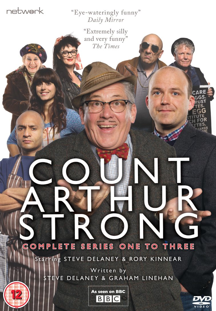 Count Arthur Strong: The Complete Series 1-3