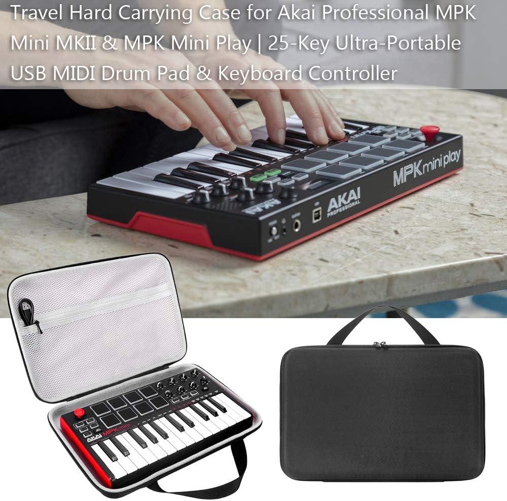 Seracle Funda para teclado Akai Professional Fire o MPK Mini ...