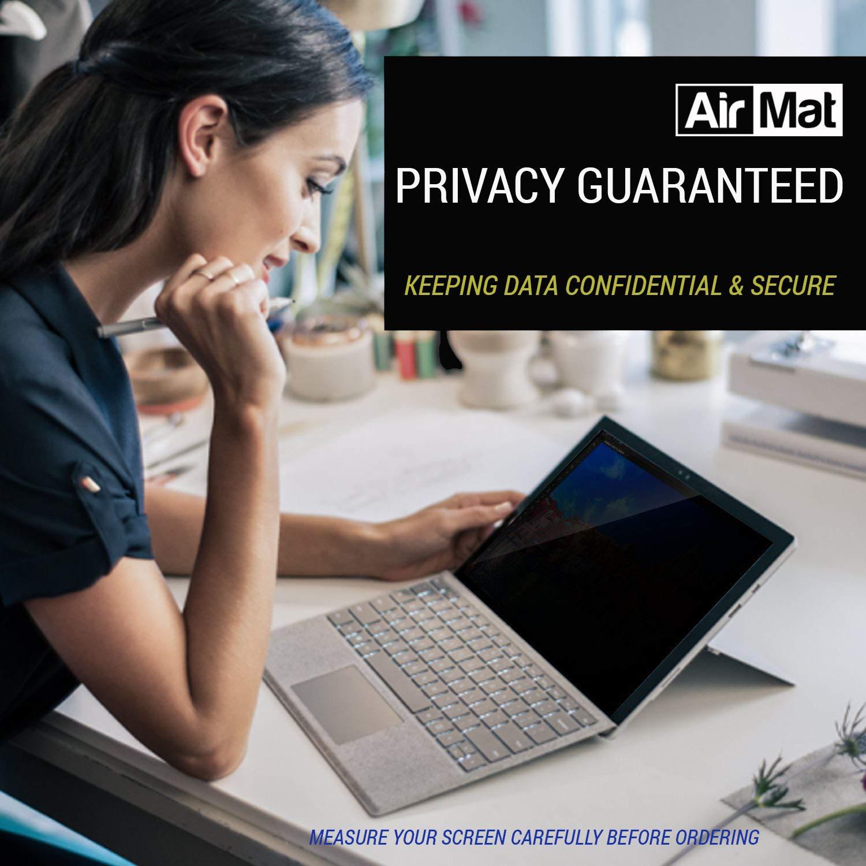 GF133W9F Filtre de confidentialit/é Amovible pour /écran Large en Verre Plat 16:9 Facile on//Off Protection Anti-Reflets pour la confidentialit/é des donn/ées