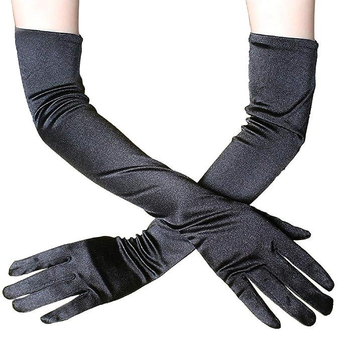 Amazon.com: Guantes de alto rendimiento, guantes largos de ...