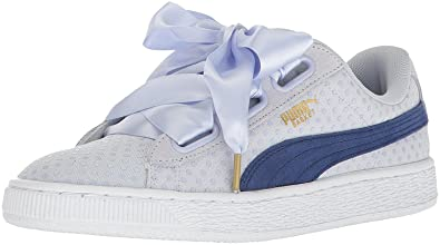 PUMA Heart Denim WN 'S Twilight Blue halogen Blue Nuovo