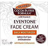 Palmer's Cocoa Butter Formula Eventone Fade Cream Daily Moisturizer for Dark Spots and Discoloration, 2.7 Ounces