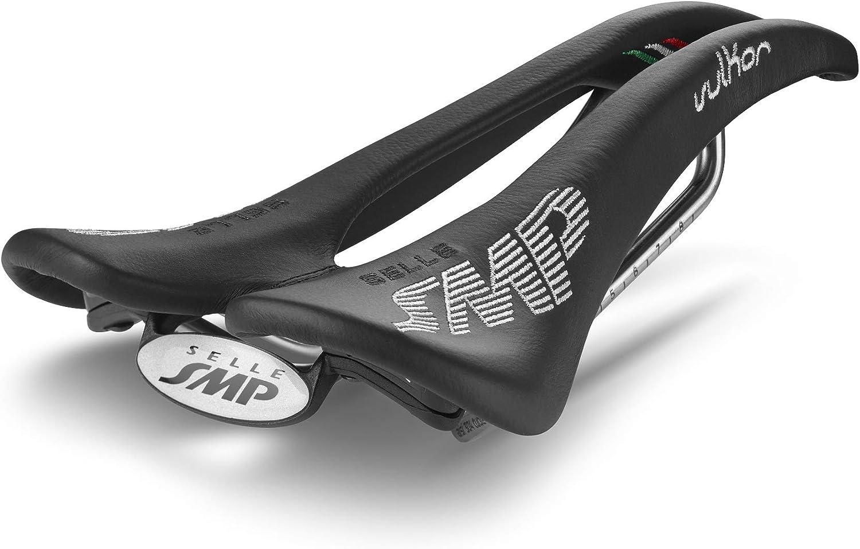 Black Selle SMP Vulkor Pro Saddle