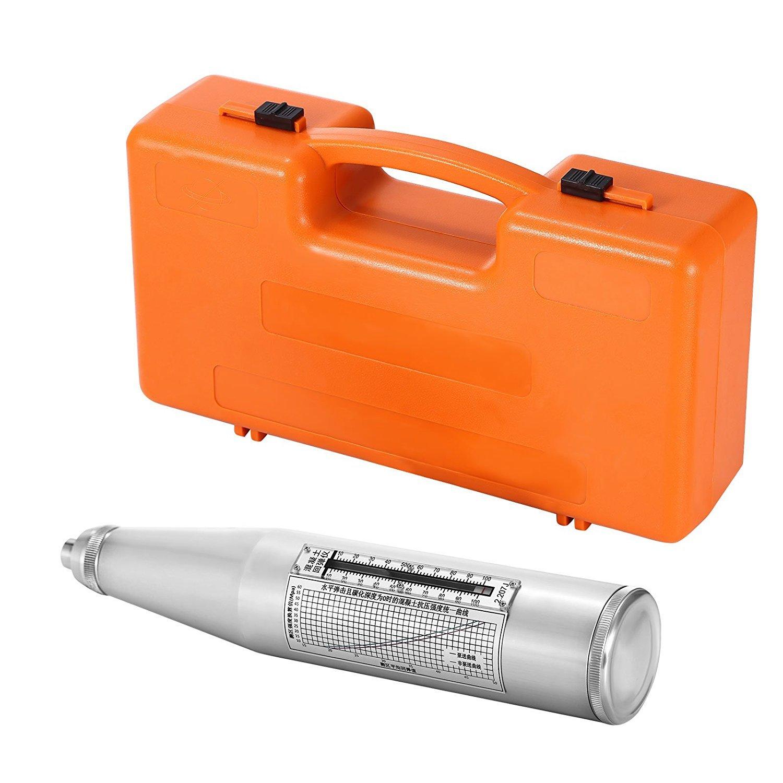 Brand New Concrete Rebound Hammer Tester NDT Resiliometer  B