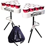Versapong Portable Beer Pong Table (Black)