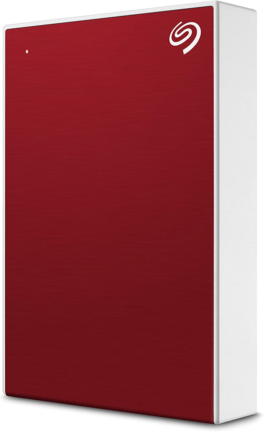 Seagate Backup Plus Portable 5TB External Hard Drive HDD – Red USB 3.0 for PC Laptop and Mac, 1 year MylioCreate, 2 Months Adobe CC Photography (STHP5000403)