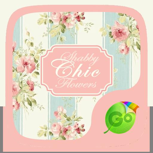 Chic Go Keyboard Theme   Emoji